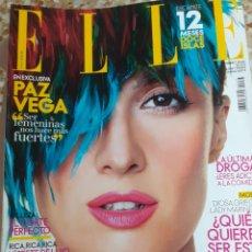 Coleccionismo de Revistas y Periódicos: REVISTA 2/2006 ELLE PAZ VEGA, THE STROKES -ROCK, ELLAS Y SUS HERMANAS, TURIN INTIMISSIMO,MUJER 2006. Lote 169903797
