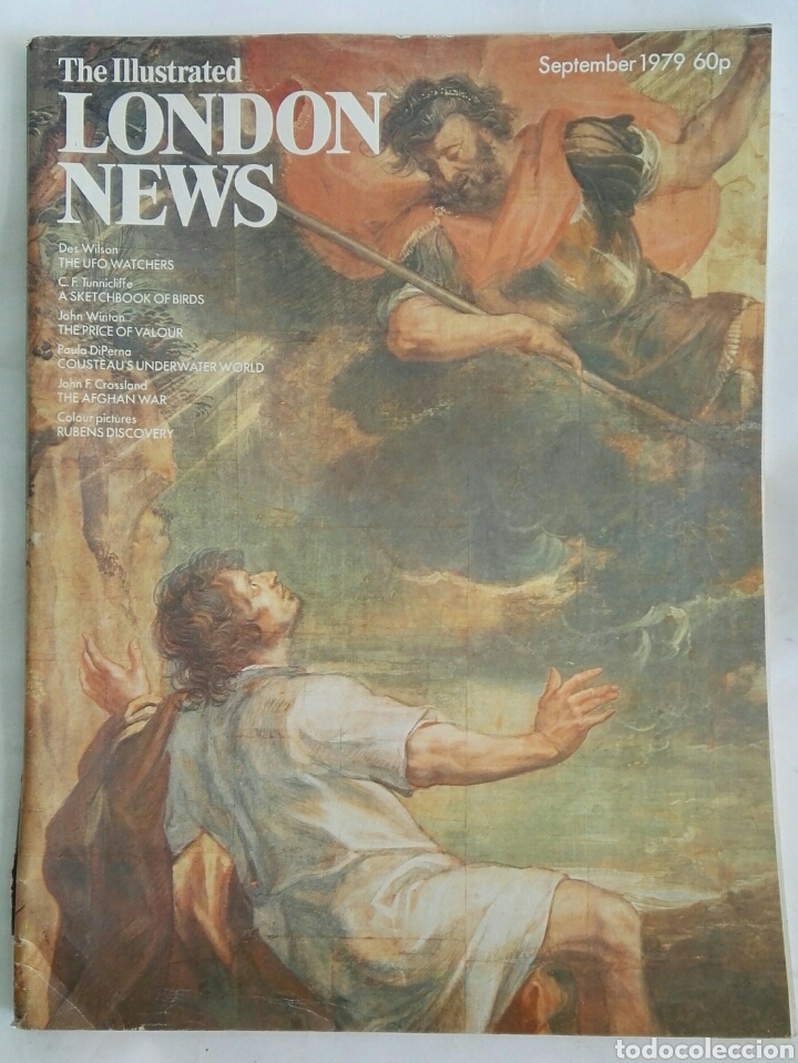THE ILLUSTRATED LONDON NEWS SEPTEMBER 1979 (Coleccionismo - Revistas y Periódicos Modernos (a partir de 1.940) - Otros)