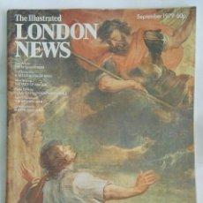 Coleccionismo de Revistas y Periódicos: THE ILLUSTRATED LONDON NEWS SEPTEMBER 1979. Lote 169939380