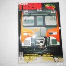 Coleccionismo de Revistas y Periódicos: HOOBY TREN Nº69 Y94945. Lote 169973132