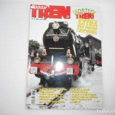 Coleccionismo de Revistas y Periódicos: HOOBY TREN Nº79 Y94947. Lote 169973308