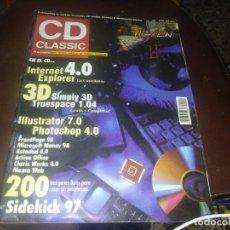 Coleccionismo de Revistas y Periódicos: REVISTA CD CLASSIC N° 33 AÑO 1997 JUEGOS ORDENADORES . Lote 170076660