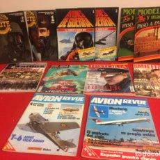 Coleccionismo de Revistas y Periódicos: REVISTAS VARIADAS DE MODELISMO. Lote 170099926