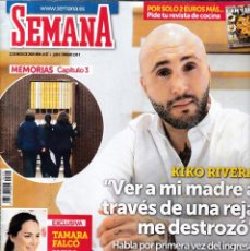 Coleccionismo de Revistas y Periódicos: SEMANA - Nº 4.137 / MAYO 2019. Lote 170160872