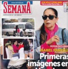 Coleccionismo de Revistas y Periódicos: SEMANA - Nº 4.134 / MAYO 2019. Lote 170162252