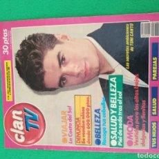 Coleccionismo de Revistas y Periódicos: REVISTA CLAN TV. Lote 170187300