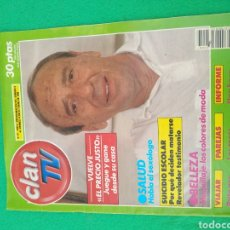 Coleccionismo de Revistas y Periódicos: REVISTA CLAN TV. Lote 170187390