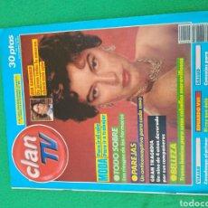 Coleccionismo de Revistas y Periódicos: REVISTA CLAN TV. Lote 170187657