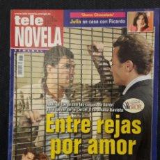 Coleccionismo de Revistas y Periódicos: TELENOVELA - NUMERO 766 - 2007 - RUBI - LETICIA CALDERON - ANGELITA VELASQUEZ - STEPHANIE CAYO. Lote 170197784