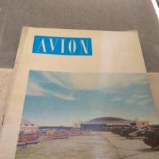 Coleccionismo de Revistas y Periódicos: REVISTA AVION 1964 - ESPECIAL AERONÁUTICA INDUSTRIAL. Lote 170200066