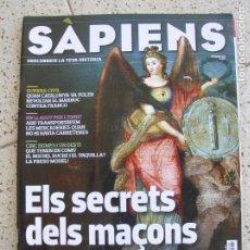 Coleccionismo de Revistas y Periódicos: REVISTA SAPIENS N,185 DE SEPTIEMBRE DE 2017. Lote 170245232
