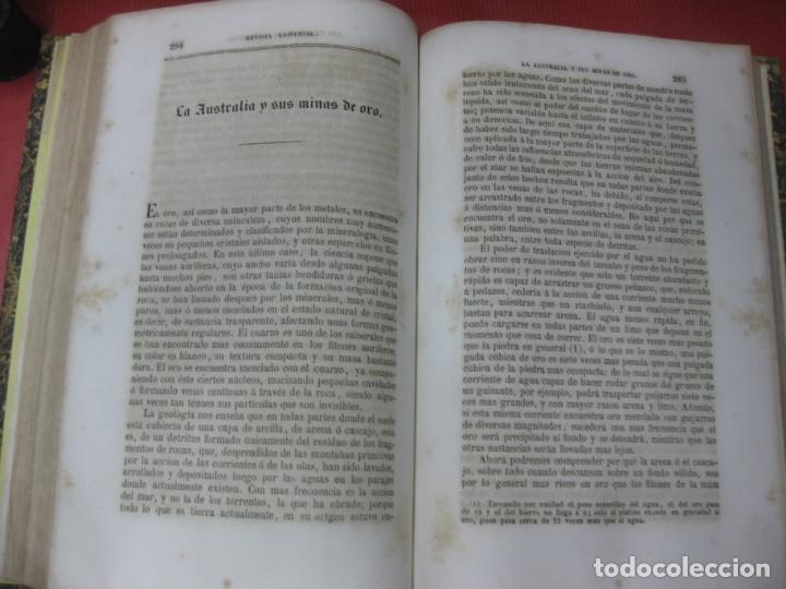 Coleccionismo de Revistas y Periódicos: ECO LITERARIO DE EUROPA. PRIMERA SECCION REVISTA UNIVERSAL. TOMO III. RODRRIGUEZ RIVERA EDITOR 1852 - Foto 4 - 170249444