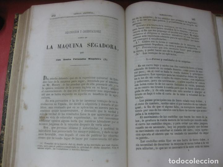 Coleccionismo de Revistas y Periódicos: ECO LITERARIO DE EUROPA. PRIMERA SECCION REVISTA UNIVERSAL. TOMO III. RODRRIGUEZ RIVERA EDITOR 1852 - Foto 6 - 170249444