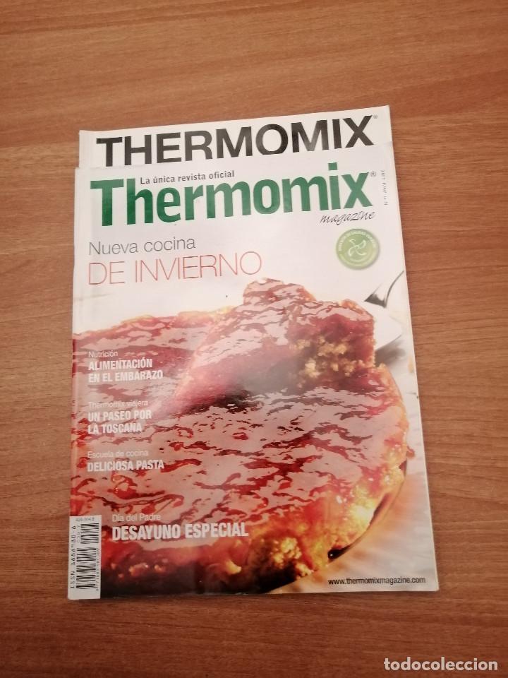 GRAN LOTE DE 44 REVISTAS DE THERMOMIX- LA UNICA REVISTA OFICIAL CONSULTA TUS FALTAS (Coleccionismo - Revistas y Periódicos Modernos (a partir de 1.940) - Otros)