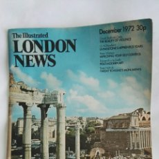 Coleccionismo de Revistas y Periódicos: THE ILLUSTRATED LONDON NEWS DECEMBER 1972. Lote 170319578