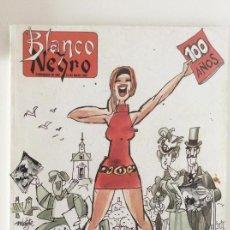 Coleccionismo de Revistas y Periódicos: BLANCO Y NEGRO 100 AÑOS. 12 DE MAYO 1991. . Lote 170374956