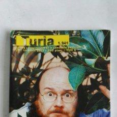 Coleccionismo de Revistas y Periódicos: CARTELERA TURIA N 1941 2001 SANTIAGO SEGURA. Lote 170462805