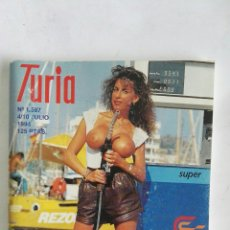 Coleccionismo de Revistas y Periódicos: CARTELERA TURIA N 1587 1994 SARAH YOUNG. Lote 170463018