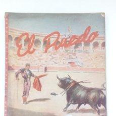 Coleccionismo de Revistas y Periódicos: EL RUEDO Nº162,AÑO 1947 -REVISTA TAURINA-TOROS-TAUROMAQUIA-TORERO-. Lote 170535180