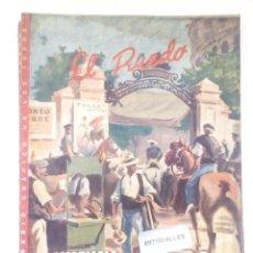 Coleccionismo de Revistas y Periódicos: EL RUEDO Nº266,AÑO 1949 -REVISTA TAURINA-TOROS-TAUROMAQUIA-TORERO-. Lote 170535868
