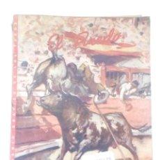 Coleccionismo de Revistas y Periódicos: EL RUEDO Nº269,AÑO 1949 -REVISTA TAURINA-TOROS-TAUROMAQUIA-TORERO-. Lote 170536576
