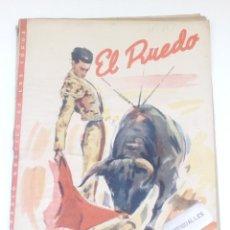 Coleccionismo de Revistas y Periódicos: EL RUEDO Nº159,AÑO 1947 -REVISTA TAURINA-TOROS-TAUROMAQUIA-TORERO-. Lote 170537652