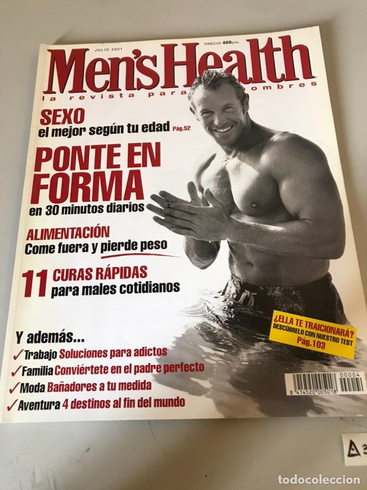 REVISTA MEN'S HEALTH - PONTE EN FORMA (Coleccionismo - Revistas y Periódicos Modernos (a partir de 1.940) - Otros)