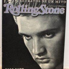 Coleccionismo de Revistas y Periódicos: REVISTA ROLLING STONE - ELVIS RETRATO DE UN MITO. Lote 170511412