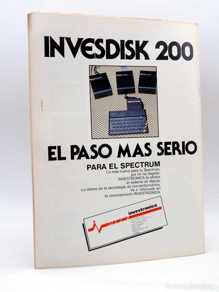 Coleccionismo de Revistas y Periódicos: MICRO HOBBY MICROHOBBY SEMANAL 17. REVISTA ORDENADORES SINCLAIR (Vvaa) Hobby Press, 1985 - Foto 2 - 170848597
