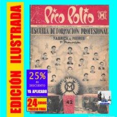 Coleccionismo de Revistas y Periódicos: PICO POLIO Nº 42 - BOLETÍN DE INFORMACIÓN DE LA FÁBRICA DE MIERES S.A. NOVIEMBRE DE 1959 - ASTURIAS. Lote 170513532