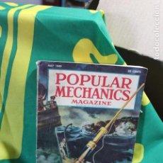 Coleccionismo de Revistas y Periódicos: POPULAR MECHANICS MAGAZINE MAYO 1949. 318 PÁGS.. Lote 170941020