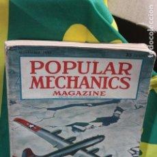 Coleccionismo de Revistas y Periódicos: POPULAR MECHANICS MAGAZINE NOVIEMBRE 1949. 360 PÁGS.. Lote 170941150