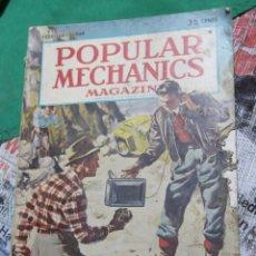 Coleccionismo de Revistas y Periódicos: POPULAR MECHANICS MAGAZINE FEBRERO 1949. 338 PÁGS.. Lote 170941470