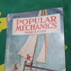 Coleccionismo de Revistas y Periódicos: POPULAR MECHANICS MAGAZINE JULIO 1948. 290 PÁGS.. Lote 170941570