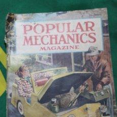 Coleccionismo de Revistas y Periódicos: POPULAR MECHANICS MAGAZINE ABRIL 1948. 338 PÁGS.. Lote 170941755