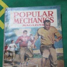 Coleccionismo de Revistas y Periódicos: POPULAR MECHANICS MAGAZINE OCTUBRE 1948. 358 PÁGS.. Lote 170941855