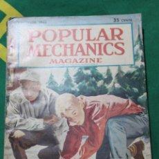 Coleccionismo de Revistas y Periódicos: POPULAR MECHANICS MAGAZINE DICIEMBRE 1948. 330 PÁGS.. Lote 170941965