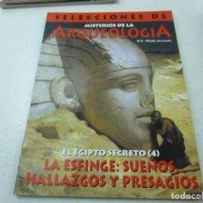 Coleccionismo de Revistas y Periódicos: SELECCIONES DE MISTERIOS DE LA ARQUEOLOGIA - NUMERO 8 -N 3. Lote 170965485