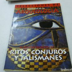 Coleccionismo de Revistas y Periódicos: SELECCIONES DE MISTERIOS DE LA ARQUEOLOGIA - NUMERO 7 -N 3. Lote 170965529