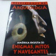 Coleccionismo de Revistas y Periódicos: SELECCIONES DE MISTERIOS DE LA ARQUEOLOGIA - NUMERO 6 -N 3. Lote 170965559
