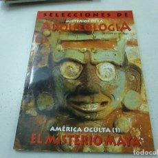 Coleccionismo de Revistas y Periódicos: SELECCIONES DE MISTERIOS DE LA ARQUEOLOGIA - NUMERO 5-N 3. Lote 170965593