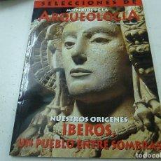 Coleccionismo de Revistas y Periódicos: SELECCIONES DE MISTERIOS DE LA ARQUEOLOGIA - NUMERO 3-N 3. Lote 170965628