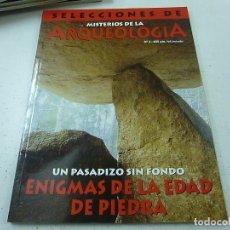 Coleccionismo de Revistas y Periódicos: SELECCIONES DE MISTERIOS DE LA ARQUEOLOGIA - NUMERO 4-N 3. Lote 170965667