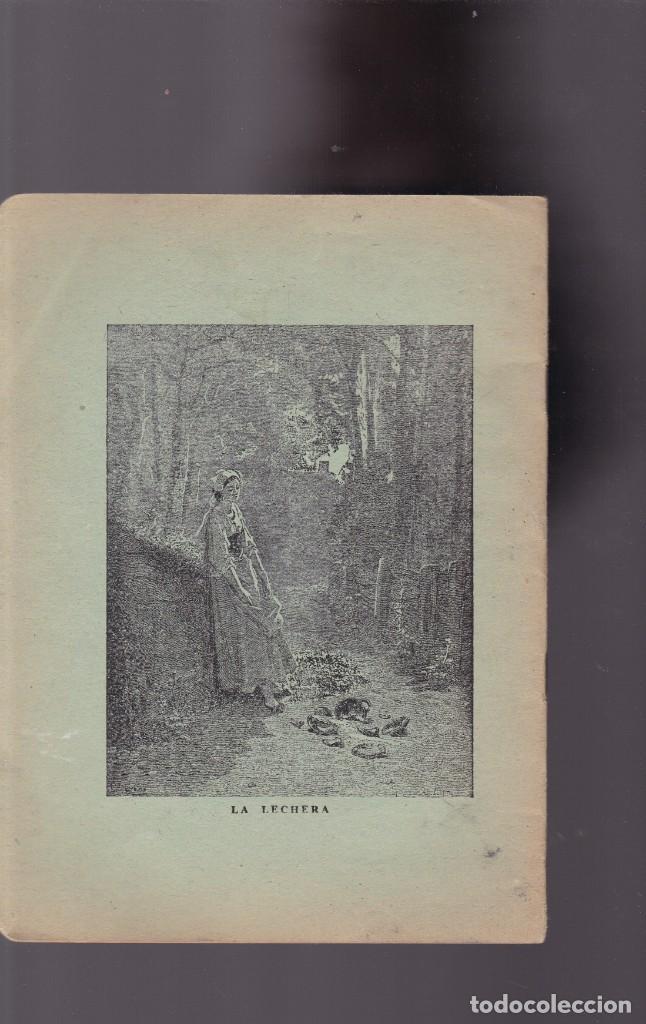 Coleccionismo de Revistas y Periódicos: CARTILLA - EJERCICIOS DE CALIGRAFÍA - CUADERNO Nº 7 - EDITORIAL LUIS VIVES - Foto 2 - 170973657