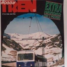 Coleccionismo de Revistas y Periódicos: REVISTA HOBBYTREN N° 64 DIC. 1998 HOBBY TREN. Lote 171021472
