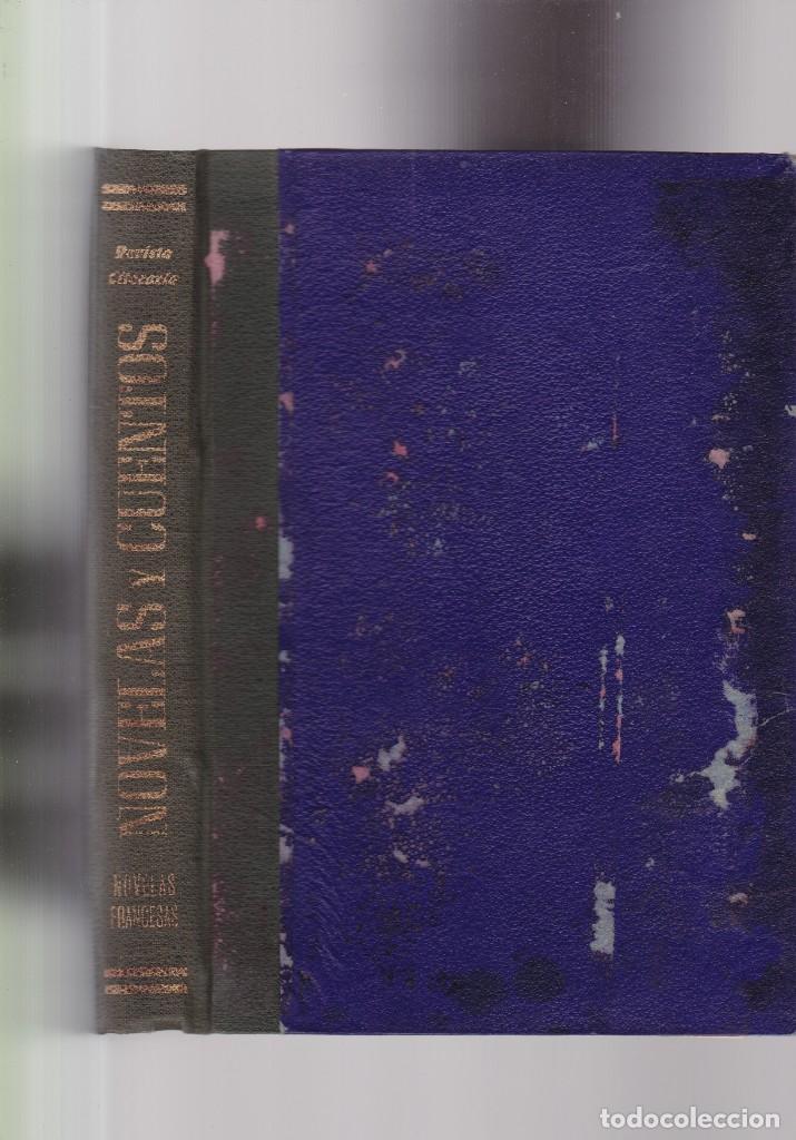 NOVELAS Y CUENTOS (Coleccionismo - Revistas y Periódicos Modernos (a partir de 1.940) - Otros)