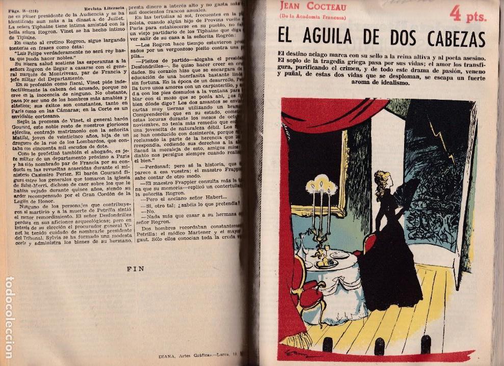 Coleccionismo de Revistas y Periódicos: NOVELAS Y CUENTOS - Foto 3 - 171028577