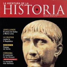 Coleccionismo de Revistas y Periódicos: LA AVENTURA DE LA HISTORIA Nº 32 - JUNIO 2001. Lote 171060267