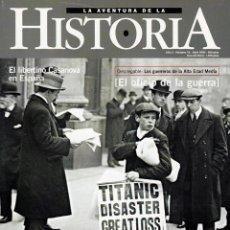 Coleccionismo de Revistas y Periódicos: LA AVENTURA DE LA HISTORIA Nº 18 - ABRIL 2000. Lote 171060574