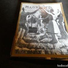 Coleccionismo de Revistas y Periódicos: REVISTA MAQUINISTA DE EMPRESA DE LA MQUINISTRA TERRESTE Y MARITIMA REVISTA NUM 26. Lote 171119302